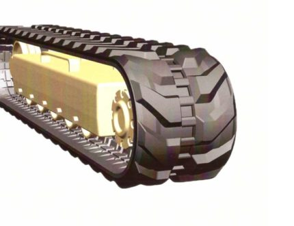 Гусеница резиновая Gator 400×72,5x74W